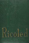 RICOLED: 1952 by Rhode Island College